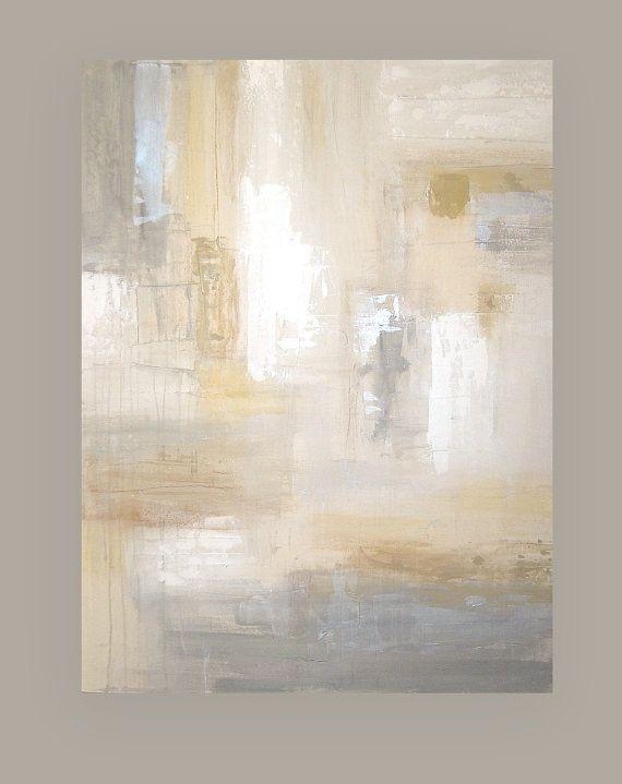 RESERVADOS. Shabby Chic Original pintura acrílico arte