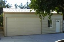 For metal buildings kits, metal storage building kits, and metal shop kits, Absolute Steel has you covered – literally. Fact is, we are the only US manufacturer of steel buildings that has such a large selection of metal building kit styles and colors. We manufacture our own buildings from US steel, using American labor.