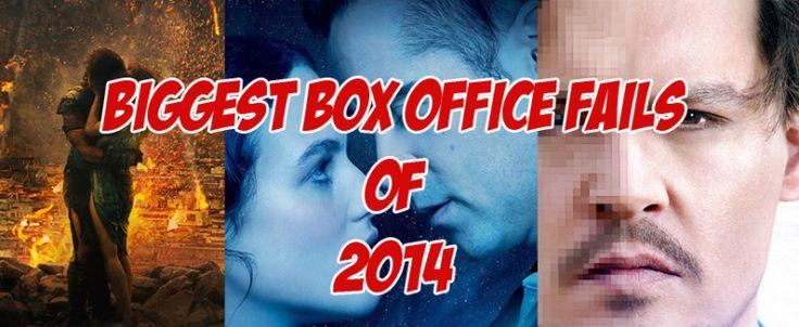 Recalling 2014's Biggest Box Office Flops