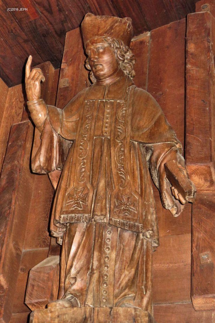 St Yves, entrée de l'église Saint-Yves, Saint-Brieuc (22)
