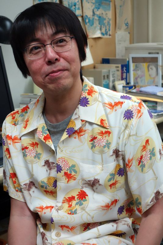 日本の会社には「遊び」がない–パトレイバー作者・ゆうきまさみ氏が語る組織論