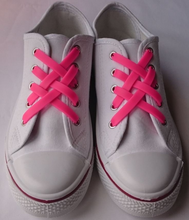 Happy shoes with fun laces