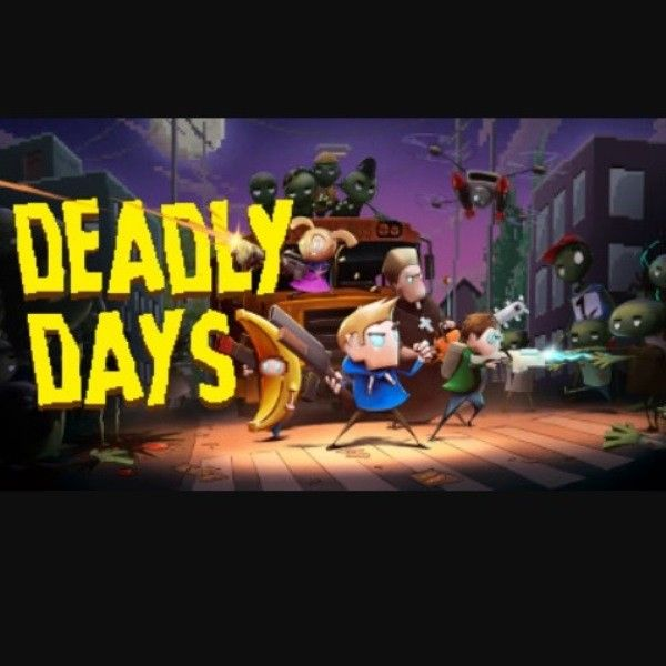 Deadly Days With Images Types Of Zombies Download Games Dead