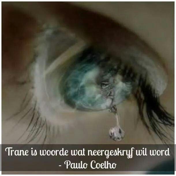 Trane is woorde......