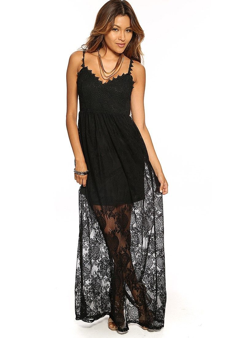 689be8a9b1 This gorgeous maxi dress features a bold color