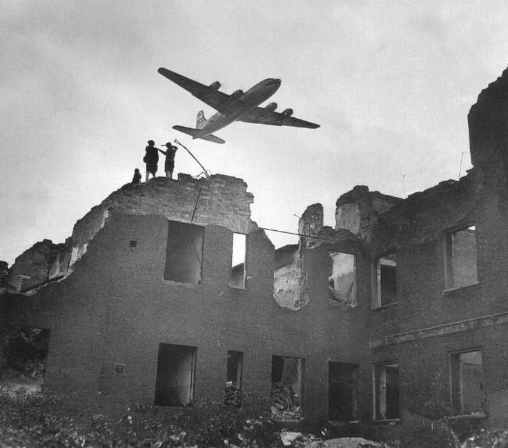 berlin blockade The announcement of the truman doctrine (a policy aimed at stopping communism) and the marshall plan (providing economic aid to european countries, both east and west) by the united states in 1947 caused stalin further doubt about the western allies' intentions.