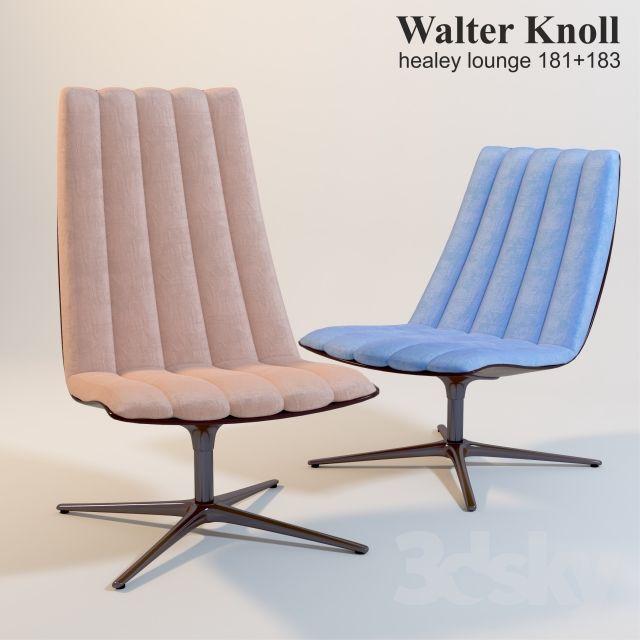 Walter Knoll Healey Lounge 181 + 183
