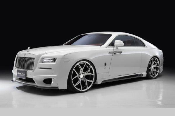 Rolls-Royce Wraith par Wald International                                                                                                                                                     Plus