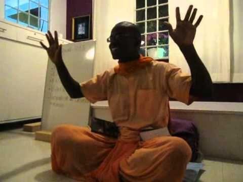 Aula: AS CINCO VERDADES ESSENCIAIS DA BHAGAVAD GITA (Bhakta Diego) Alemão