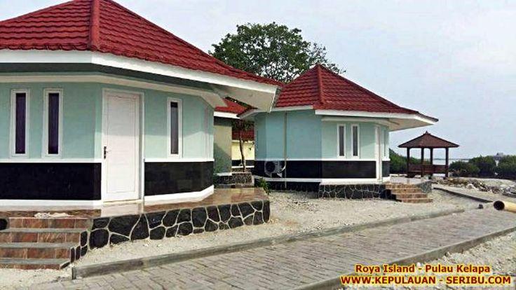 Wisata Royal Island Pulau Kelapa - Travel Pulau Seribu