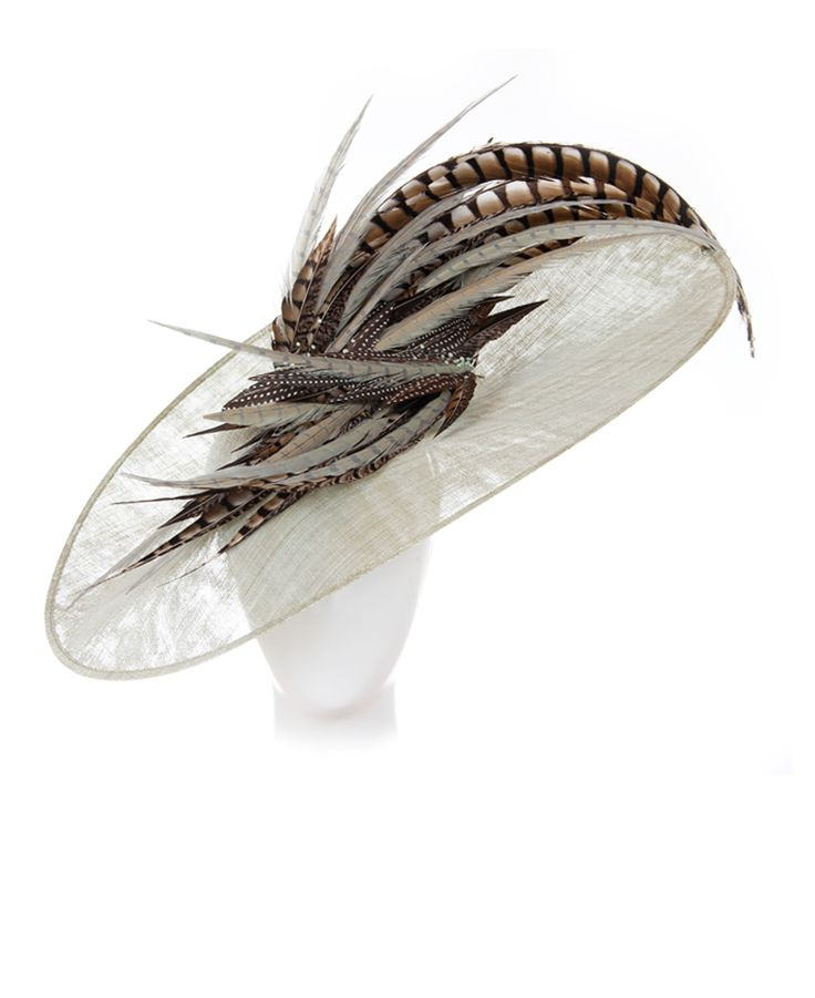 Hemingway Vivien Sheriff Official Millinery for glorious goodwood what to wear to the races www.furlongfashion.com