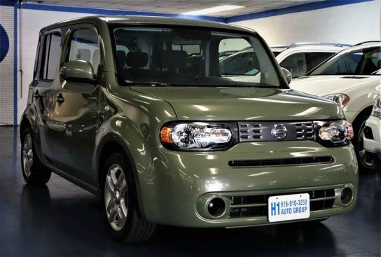 Wagon, 2009 Nissan Cube with 4 Door in Roseville, CA (95678)
