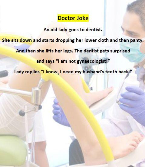 Doctor Joke #FunnyJokes
