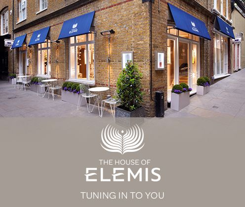 I have to go here! House of ELEMIS spa. LOVE Elemis products.