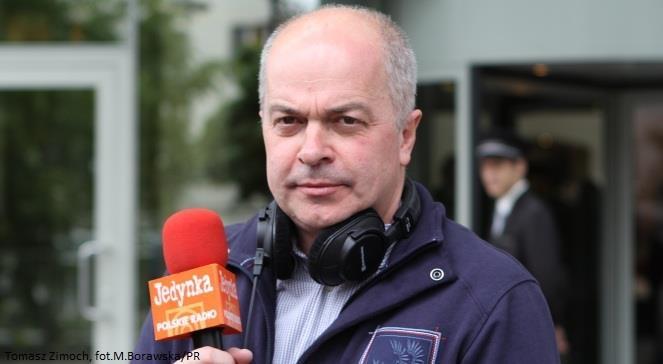 Tomasz Zimoch (Radiowa Jedynka)