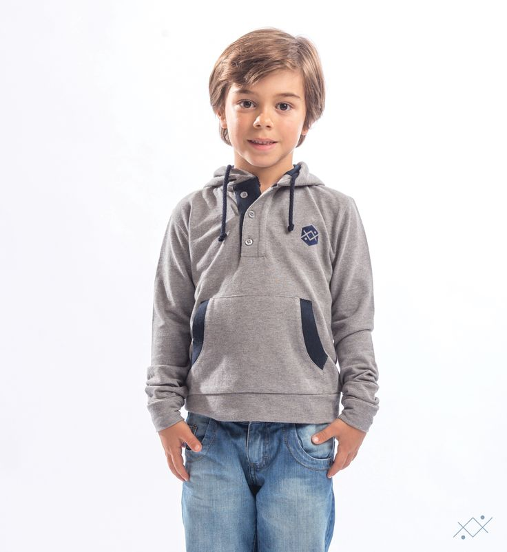 "Allows your child to get a casual but always distinct ""look"", making this piece one of the require choices for this season.    Ocean Stitch - small details proudly made in Portugal"