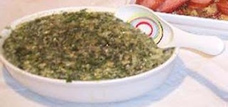 Hungarian Style Spinach