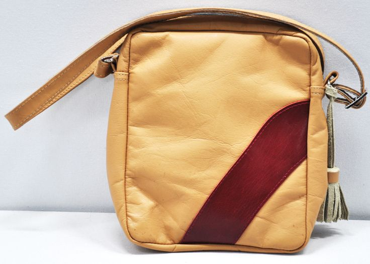 sling bag. stylish , 100% leather