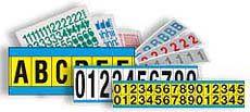 Sicherheit und Kennzeichnung: Seton