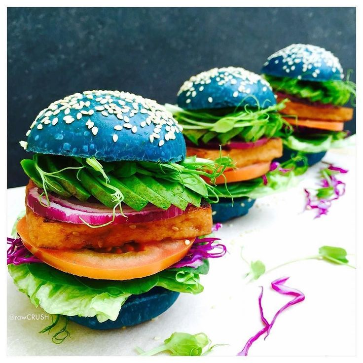 This is seriously awesome!! #Repost @rawcrush  Friday night burgers with @bluechaitea pizza buns Korean bbq tofu and salad just for my boy who loves blue.  #veganfoodshare #whatveganseat #bestofvegan #vegan #burger #plantbased #veganofig #cleaneating #veganburger #healthy #healthykids #perthfoodie #feedfeed #f52grams #yahoofood  #huffposttaste #beautifulcuisines #hautecuisines #buzzfeast #foods4thought #foodandwine #tastingtable #mindbodygram #letscookvegan #heresmyfood #makeitdelicious…