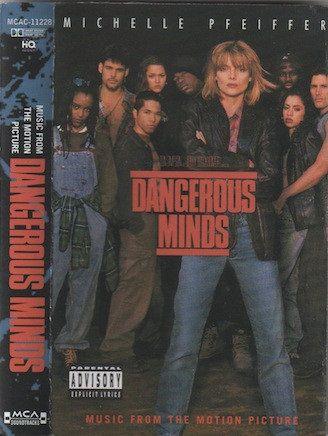 SOUNDTRACK - Dangerous Minds (1995)