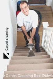 Deep Carpet Cleaning East Dulwich SE22