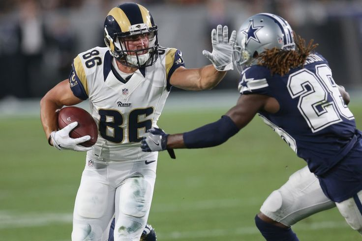 Los Angeles Rams vs. Dallas Cowboys 10/1/2017 NFL  Odds, Pick & Preview
