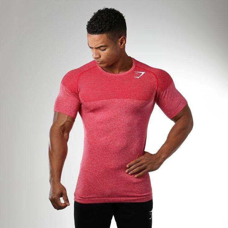 Tracksuit T Shirt Muscle Shirt Shark Stringer T-Shirt Fsitness Gymshark Brand Clothes Tor Men Bodybuilding Tee large Undershirt