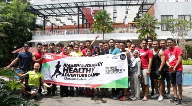 Akhir Pekan Seru Bersama Bobby Ida di Healthy Adventure Camp - Health Liputan6.com