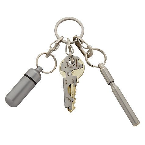 Buy True Utility Useful Keyring Online at johnlewis.com