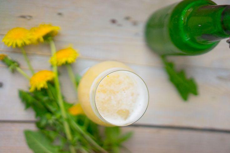 Sezon grillowy za pasem. Zaskocz znajomych domowym piwem z mniszka lekarskiego.