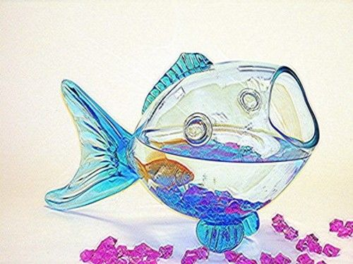 The 25 best glass fish bowl ideas on pinterest buy fish for Fish bowl ideas
