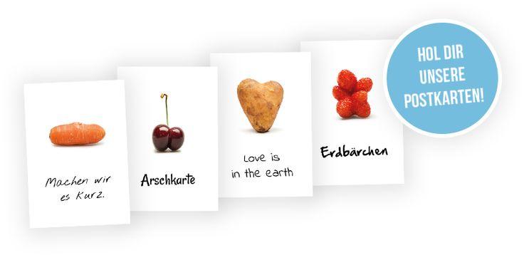 Diplomarbeit Ugly Fruits by Daniel Plath, Giacomo Blume, Moritz Glück