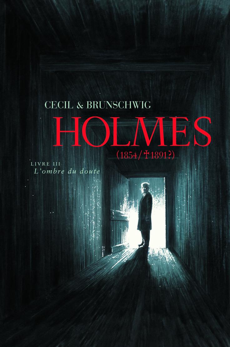 Preview Holmes 3. Livre III : l'ombre d'un doute