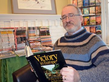 Closing up shop - Darcy Murray will close his Barrie bookshop, The Old Forester, Dec. 31.