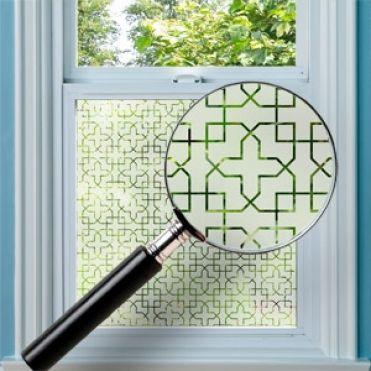 Dorchester Patterned Window Film
