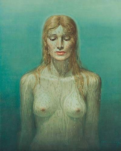 Birth of Venus by Vladimir Tretchikoff