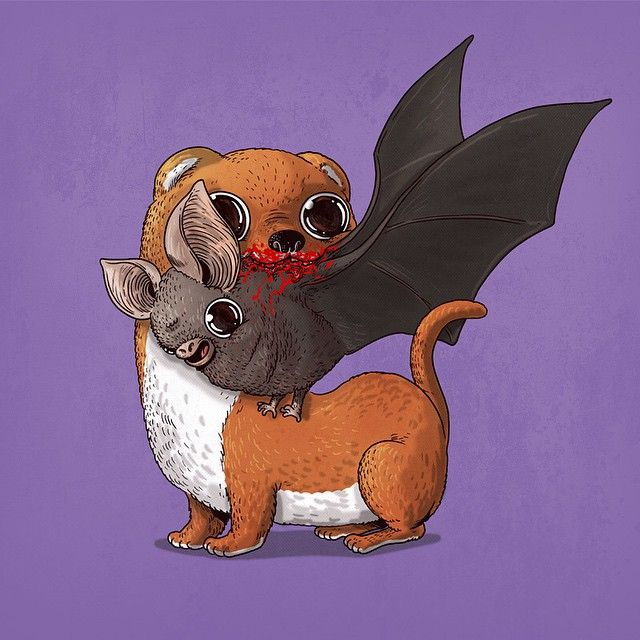 cute-gruesome-animal-drawings-predator-prey-alex-solis-alexmdc-14
