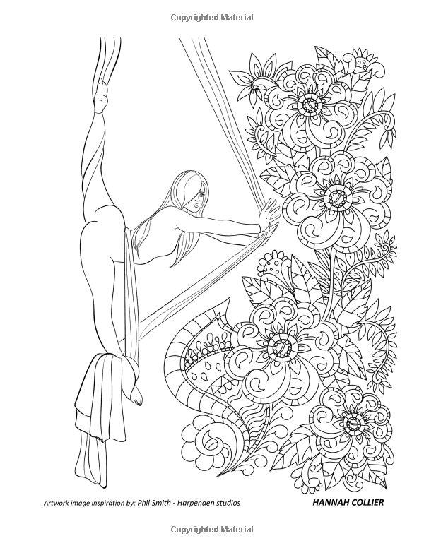 37 besten Vektor Yoga Bilder auf Pinterest   Malbücher, Mandalas und ...