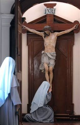 However much we suffer for the love of Jesus Crucified, it is but little. —St Benedict Joseph Labré