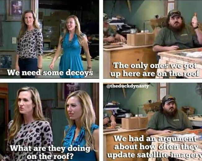 Duck dynasty quotes. Justin martin. Korie robertson. Jessica Robertson.