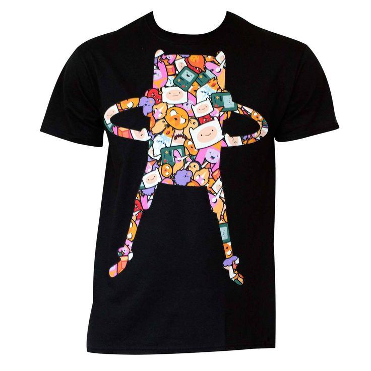 Ms de 25 ideas increbles sobre camiseta de hora de aventuras en mens adventure time super pop finn pattern t shirt thecheapjerseys Images