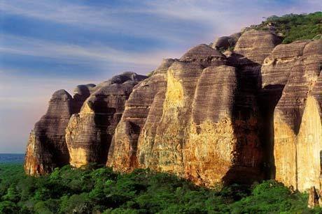 Surge no Piauí o maior parque de caatinga do Brasil