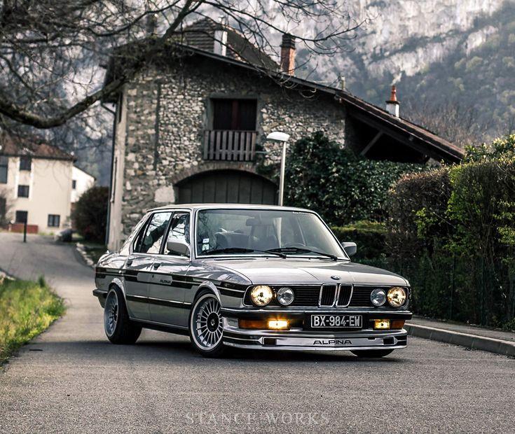Alpina BMW 5-Series (E28)