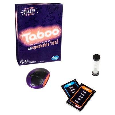 Taboo Game, Board Games