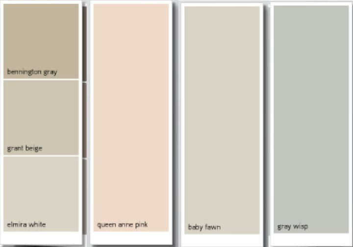 Benjamin Moore Revere Pewter Swatch Google Search Home