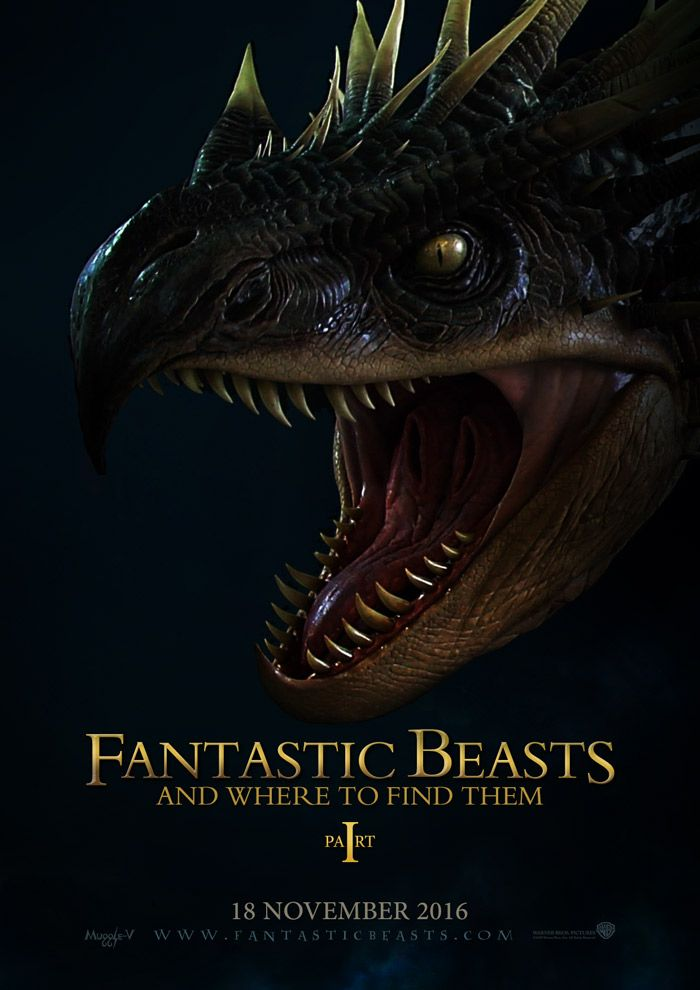 Fantastic Beasts And Where To Find Them:  Nov 18, 2016