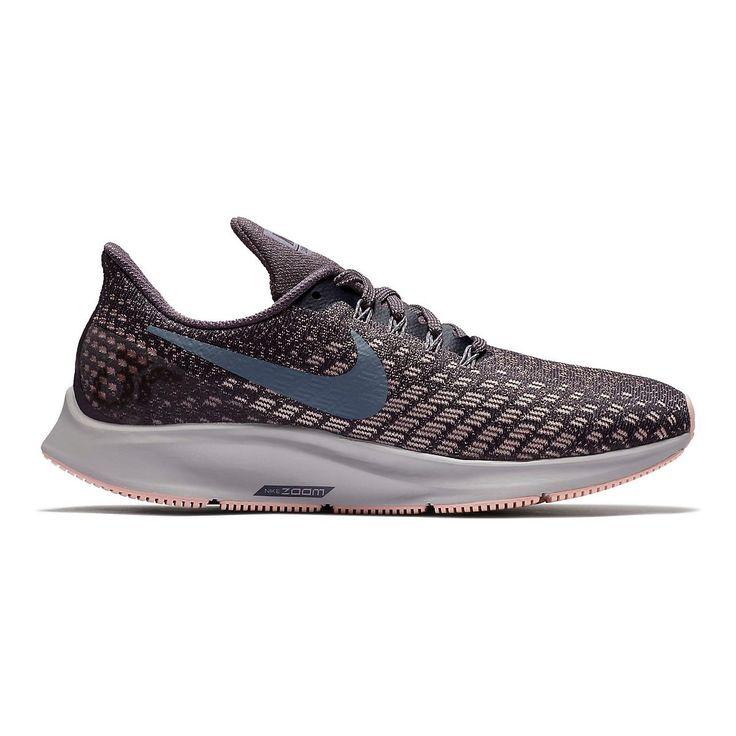 0a15aa8aec09 Nike PerformanceAIR ZOOM PEGASUS - Neutral running shoes - rust pink tropical  pink guava