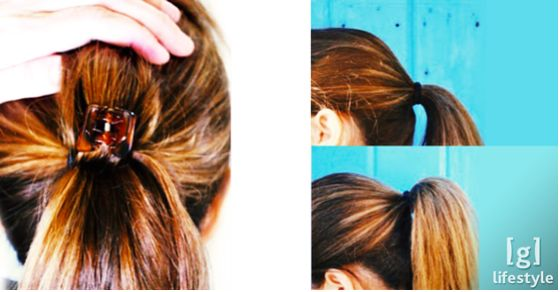 ... on Pinterest Medium hairstyles, Thin hair and Hairstyle hacks