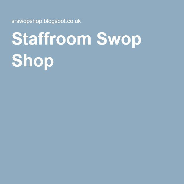 Staffroom Swop Shop